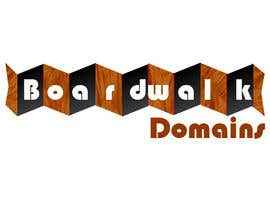 nº 136 pour Design a Logo for Boardwalk Domains par Atifshareef1628