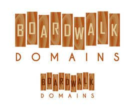 nº 123 pour Design a Logo for Boardwalk Domains par vladimirsozolins