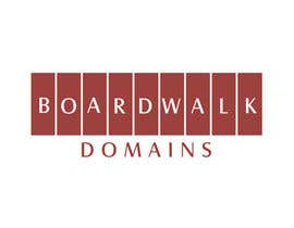 nº 131 pour Design a Logo for Boardwalk Domains par primavaradin07