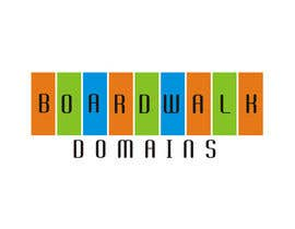 nº 132 pour Design a Logo for Boardwalk Domains par primavaradin07