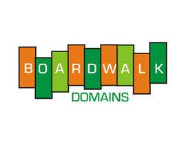 nº 133 pour Design a Logo for Boardwalk Domains par primavaradin07