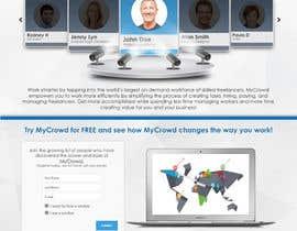 nº 3 pour Design Webpage par junaidiey