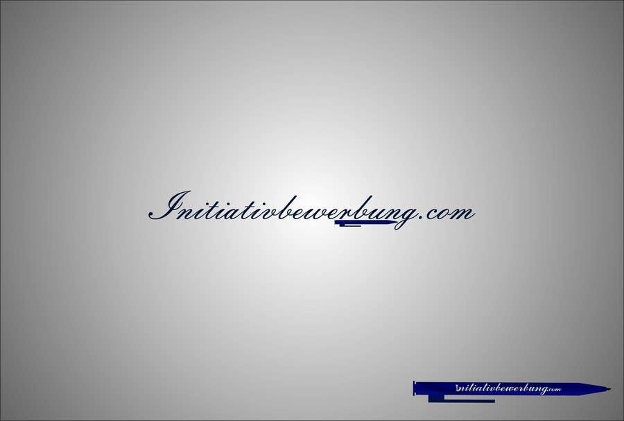 Bài tham dự cuộc thi #                                        17                                      cho                                         Job application letter - Initiativbewerbung.com LOGO