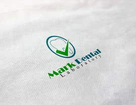 #84 for Design a Logo for Mark Dental Laboratory by Serious1Gamer