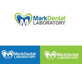 #78 for Design a Logo for Mark Dental Laboratory by alexandracol