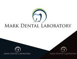 #53 for Design a Logo for Mark Dental Laboratory by uniqmanage
