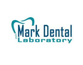 #37 for Design a Logo for Mark Dental Laboratory by titif67