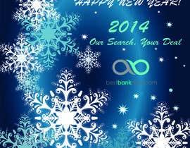 #13 untuk Design an e-greeting card for new year oleh november26