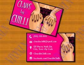 "#50 for Design a Logo for ""Claws by Chilli"" by Vixxxen"