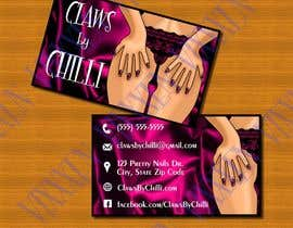 "#51 for Design a Logo for ""Claws by Chilli"" by Vixxxen"