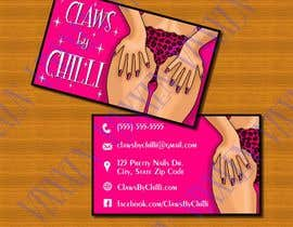"#53 for Design a Logo for ""Claws by Chilli"" by Vixxxen"