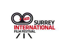 #215 untuk Logo Design for Surrey International Film Festival oleh xmaimo