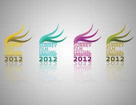 #304 for Logo Design for Surrey International Film Festival by Locours