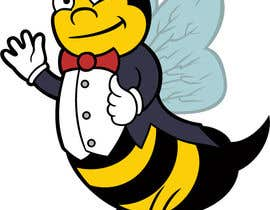 #23 cho I need a cartoon-style illustration of a Bee bởi MariuszKuszaj