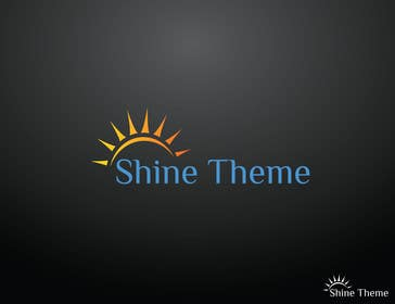 #14 para Design a Logo for Shine Theme por iffikhan