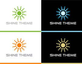 #46 para Design a Logo for Shine Theme por nole1