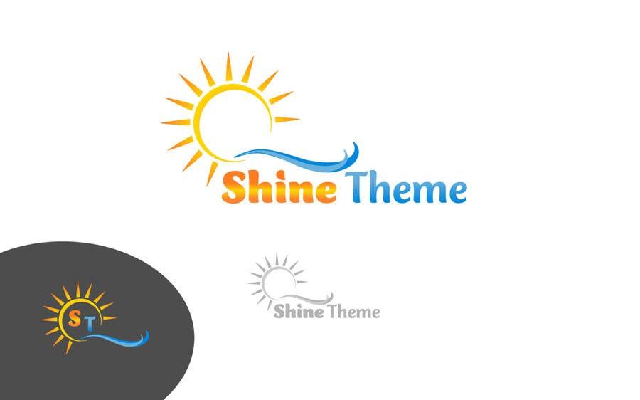 Inscrição nº 112 do Concurso para Design a Logo for Shine Theme