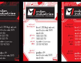 #36 untuk Stationery Design for Milan Industries Pty Ltd oleh mhc83