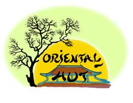 nº 118 pour Design a Logo for the brand name 'Oriental Hut' par bava32