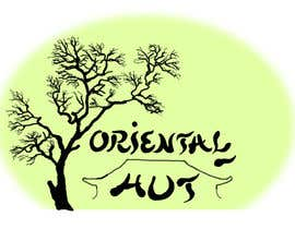 #117 untuk Design a Logo for the brand name 'Oriental Hut' oleh bava32