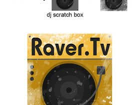 #49 for Design a Logo for Raver.Tv Competition by endlessthoughtss
