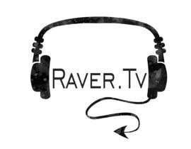 #50 untuk Design a Logo for Raver.Tv Competition oleh endlessthoughtss