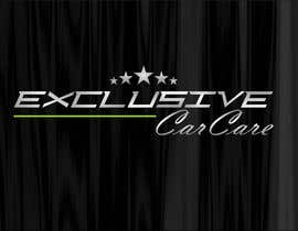 #151 untuk Design a Logo for Exclusive Car Care oleh netbih
