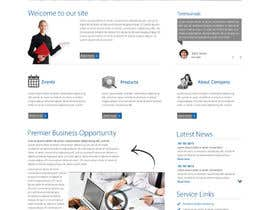 nº 4 pour Build a Professional Website for Business Opportunity par deshiconcept