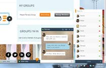 Contest Entry #17 for Design a Chat system like Facebook Chat