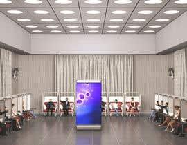Nro 8 kilpailuun Ambientazione 3D - training room käyttäjältä hmichane