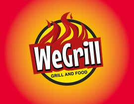 "nº 33 pour Logo for new franchise concept ""We Grill"" par gabrielmirandha"