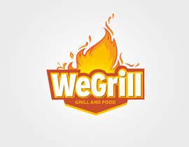"nº 82 pour Logo for new franchise concept ""We Grill"" par gabrielmirandha"