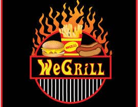 "nº 79 pour Logo for new franchise concept ""We Grill"" par dclary2008"