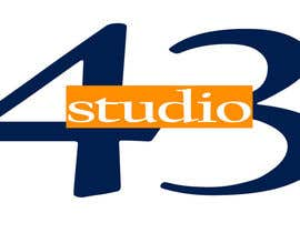 #133 for Design a Logo for Studio43 by moun06