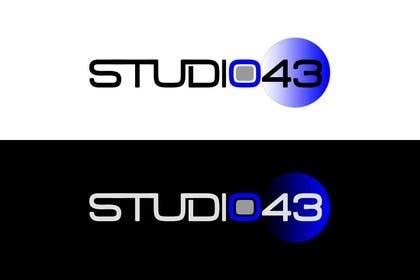 kk58 tarafından Design a Logo for Studio43 için no 119