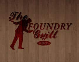 #64 untuk Design a Logo for The Foundry Grill oleh martinnel