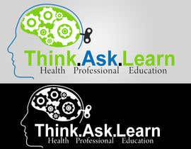 #199 para Logo Design for Think Ask Learn - Health Professional Education por waqasmoosa