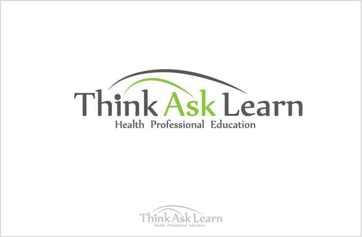 Bài tham dự cuộc thi #                                        230                                      cho                                         Logo Design for Think Ask Learn - Health Professional Education