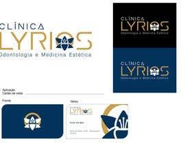 Nro 16 kilpailuun Redesenhar Logo da Clínica Lyrios käyttäjältä ChristianCGB12