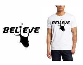 Nro 14 kilpailuun Design a fishing T-Shirt käyttäjältä AANEE27