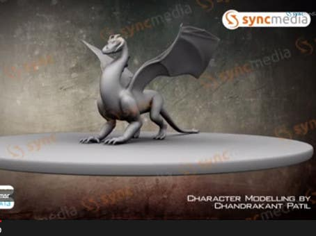 #7 for 3D Character Modelling by syncmedia