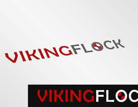 nº 4 pour Design a logo for Vikingflock par outes