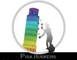 Nro 3 kilpailuun Logo for a busker, juggling and acrobatic Festival under the leaning Tower of Pisa käyttäjältä boconut