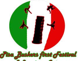 Nro 8 kilpailuun Logo for a busker, juggling and acrobatic Festival under the leaning Tower of Pisa käyttäjältä LFC4179