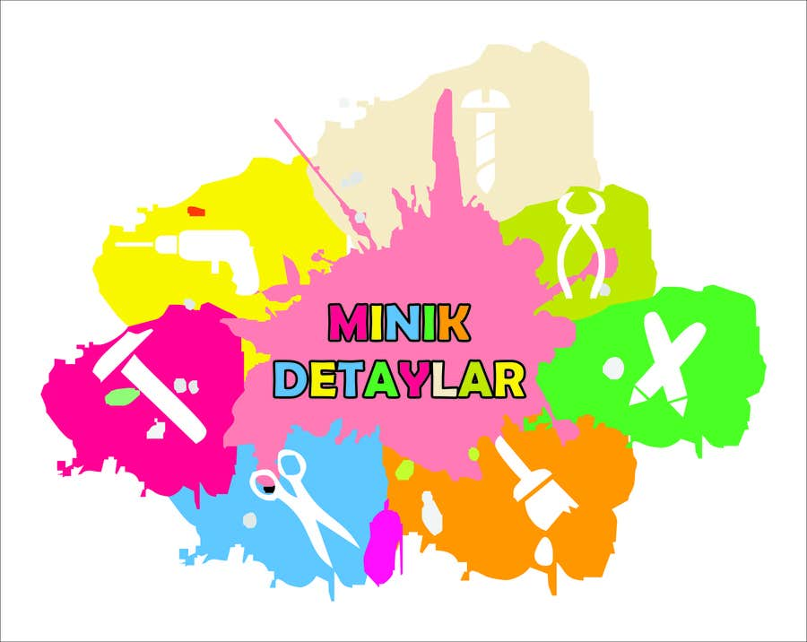 Proposition n°28 du concours Design a Logo for Minik Detaylar