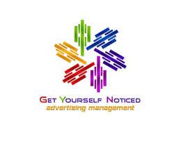 nº 8 pour The Get Yourself Noticed logo design competition par atomixvw
