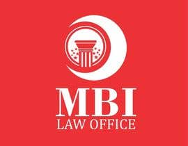 Nro 71 kilpailuun Desing Logo for mbi law office käyttäjältä motim