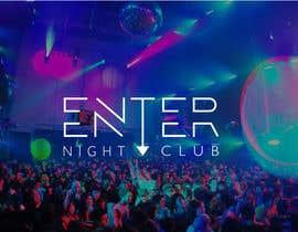 Nro 23 kilpailuun Design a Club Night Logo käyttäjältä vlaja27