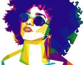nugrahanugraha tarafından Illustrate Geometric Fashion Portraits için no 5