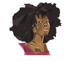 BubaBuba tarafından Illustrate Geometric Fashion Portraits için no 8
